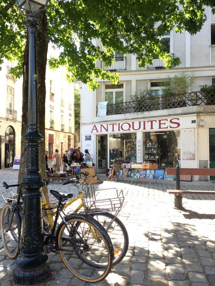 Centro histórico de Nantes © Viaje Comigo