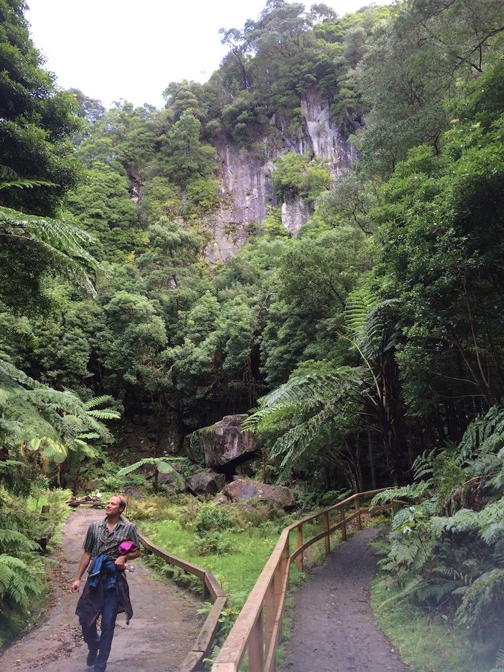 Caldeira Velha, Ribeira Grande, São Miguel, Açores