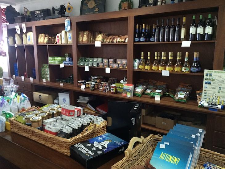 Loja da Fábrica de Chá Gorreana