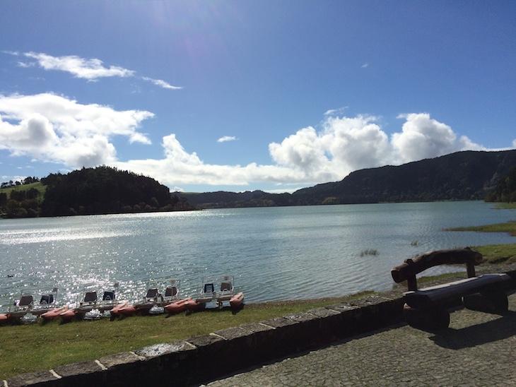 Lagoa das Furnas, São Miguel, Açores