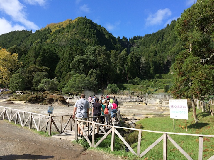 Furnas, São Miguel, Açores