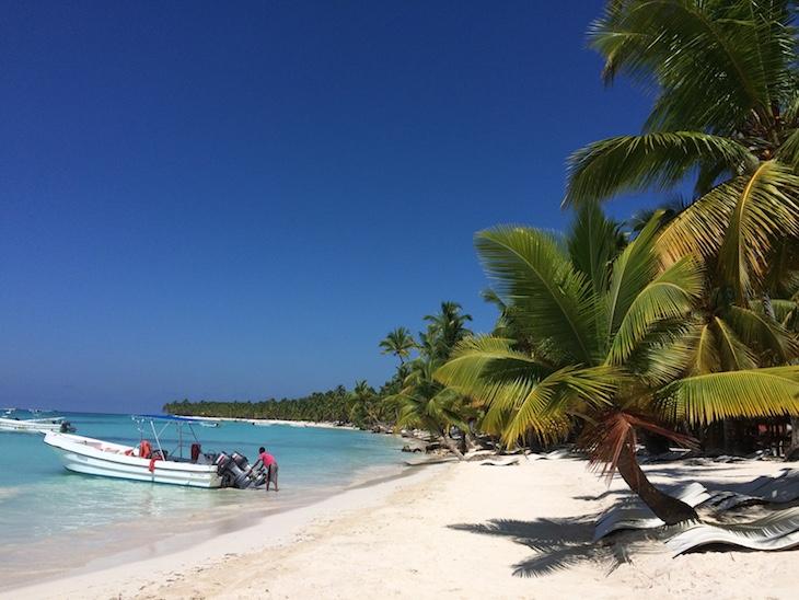 Ilha Saona, República Dominicana © Viaje Comigo