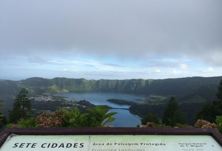 Lagoa das Sete Cidades, Açores © Viaje Comigo