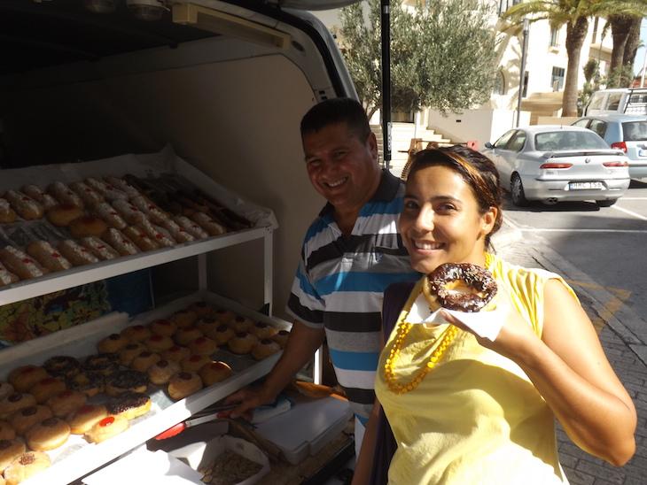 Donuts em Mosta