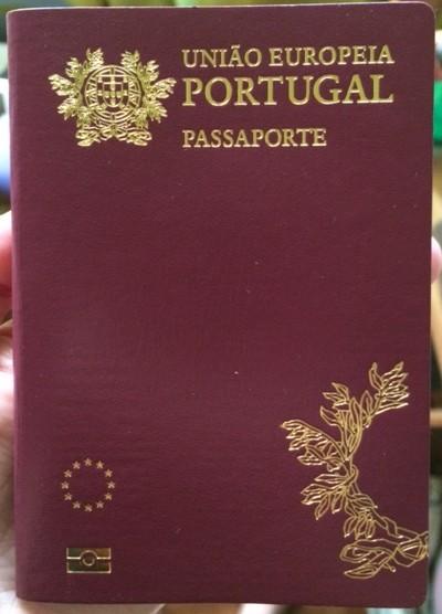 Passaporte © Viaje Comigo