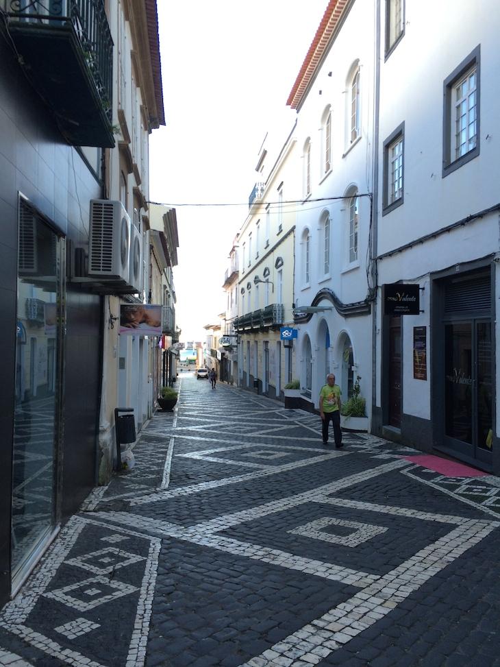 Centro histórico de Ponta Delgada