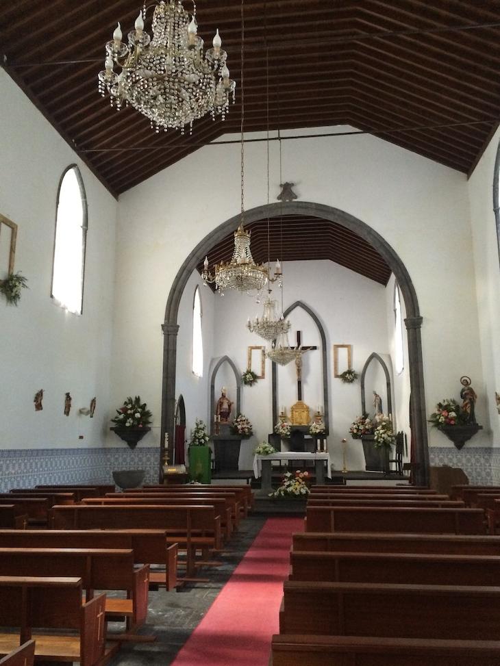 Igreja de S. Nicolau nas Sete Cidades