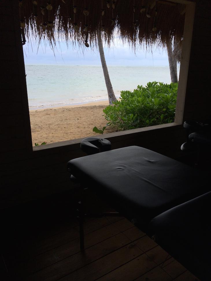 Massagens com vista para o mar - Balcones del Atlântico