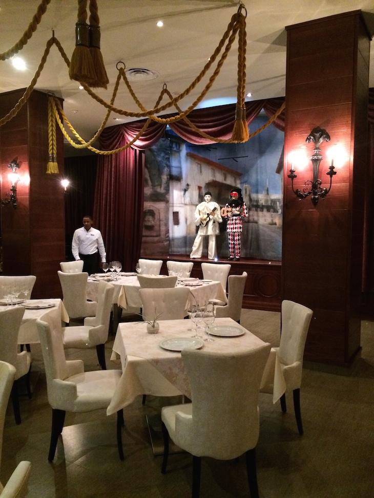 Barceló Bávaro Palace Deluxe - restaurante francês La Comedie