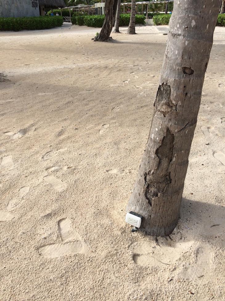 Que não lhe falte falta bateria na praia!