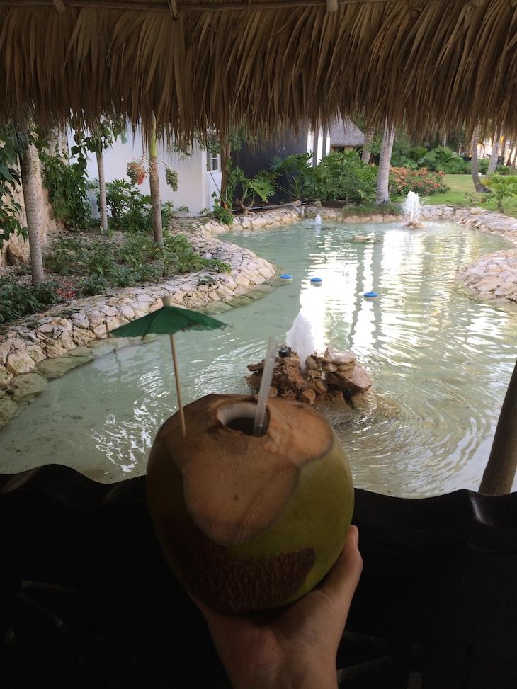 Receção no Be Live Canoa, Bayahibe, República Dominicana