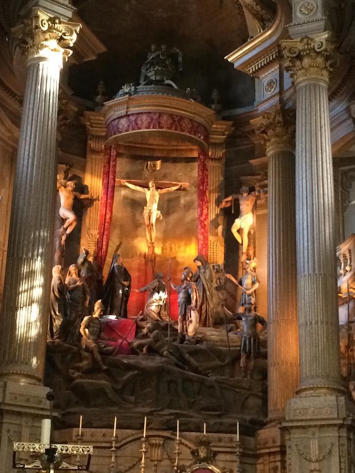 Altar da Igreja do Bom Jesus, Braga