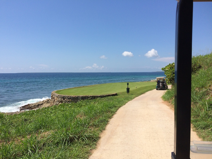 Golfe na Casa de Campo, La Romana, República Dominicana