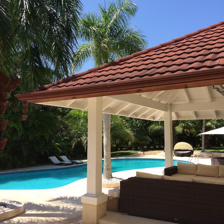 Piscina privada em Casa de Campo, La Romana, República Dominicana