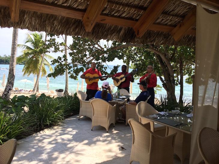 Música no Beach Club - Casa de Campo, La Romana, República Dominicana
