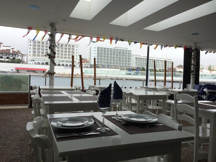 Esplanada Restaurante Convés