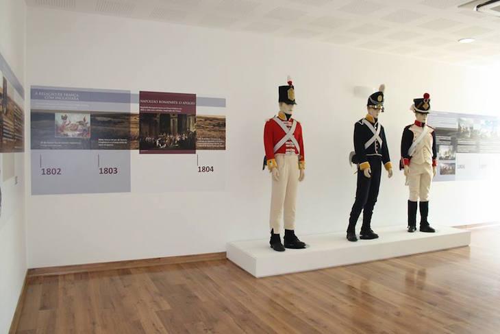 Exposição do Centro Interpretativo da Batalha do Vimeiro