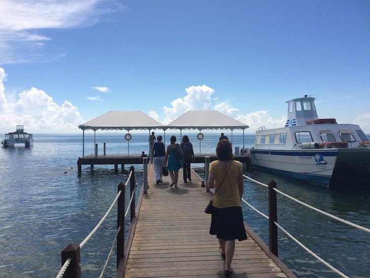 Partida para o Gran Bahía Príncipe Cayo Levantado