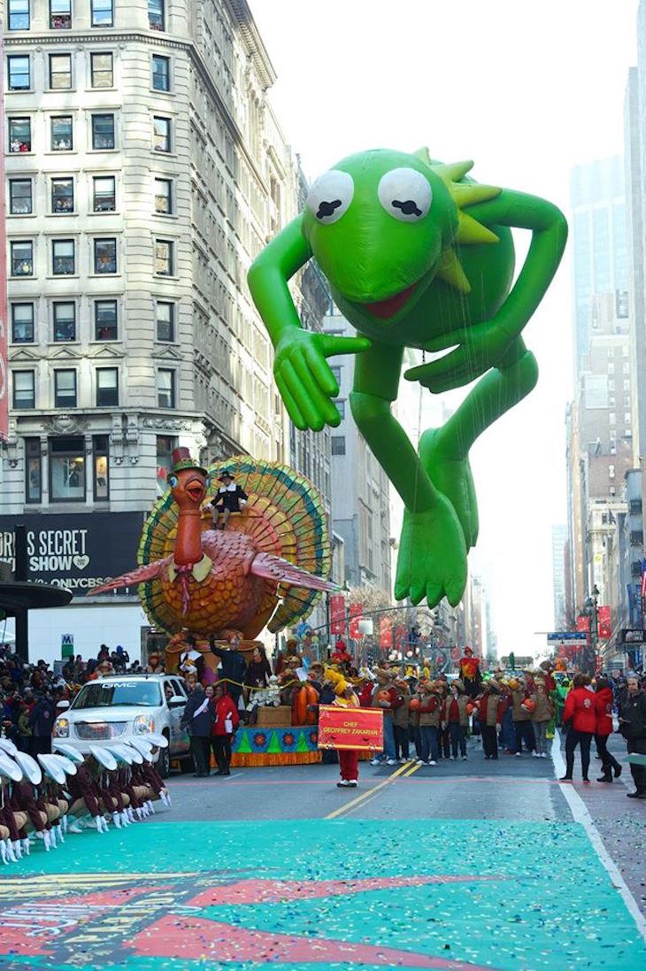 Parada do Macy's em Nova Iorque