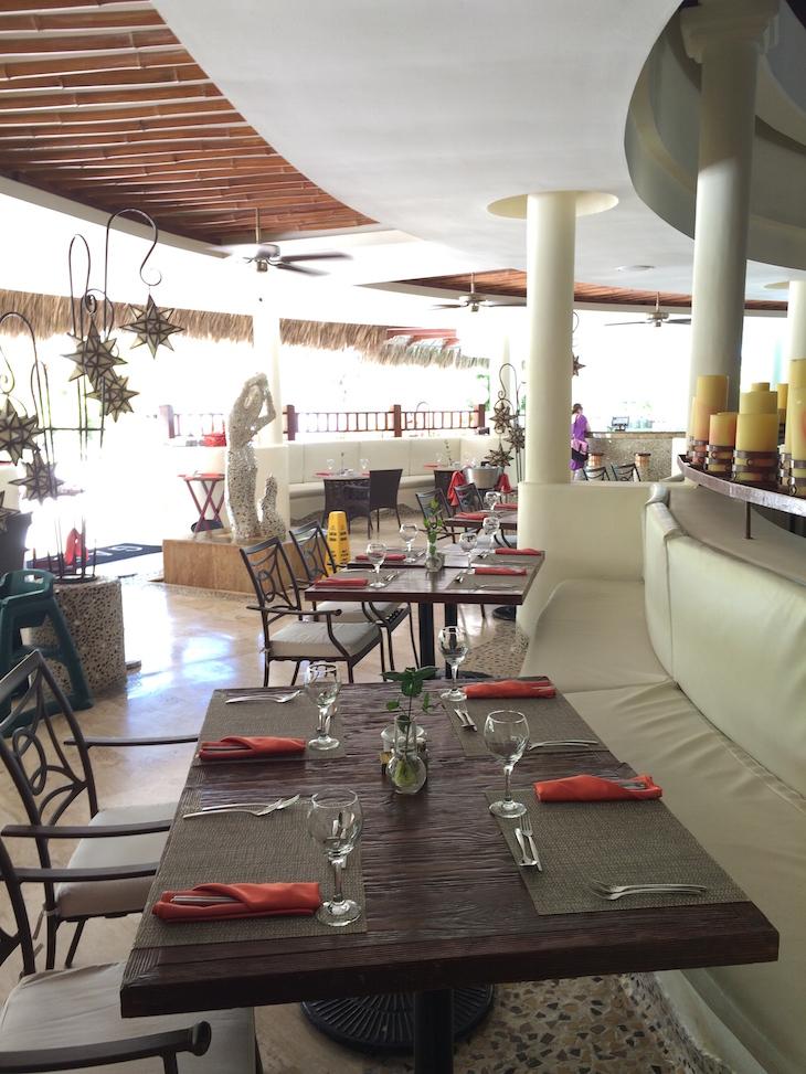 Restaurante do Meliã Caribe Tropical, Bavaro