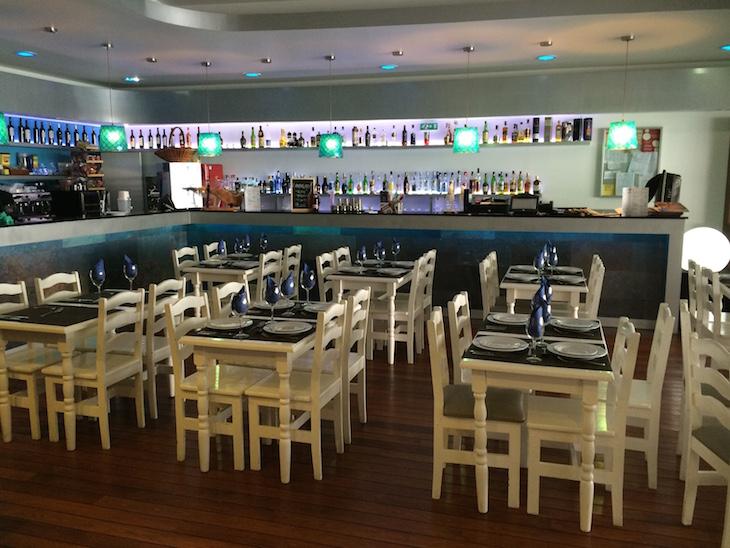 Sala do Restaurante Convés