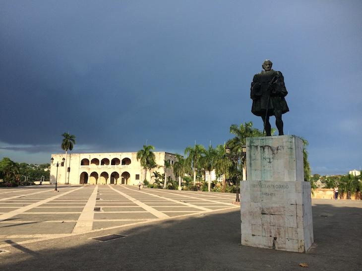 Praça de Espanha, Santo Domingo
