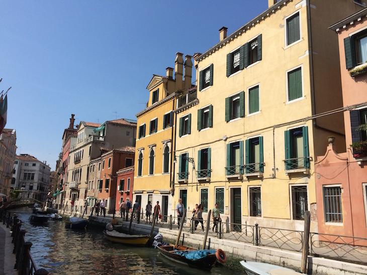 Veneza, Itália © Viaje Comigo