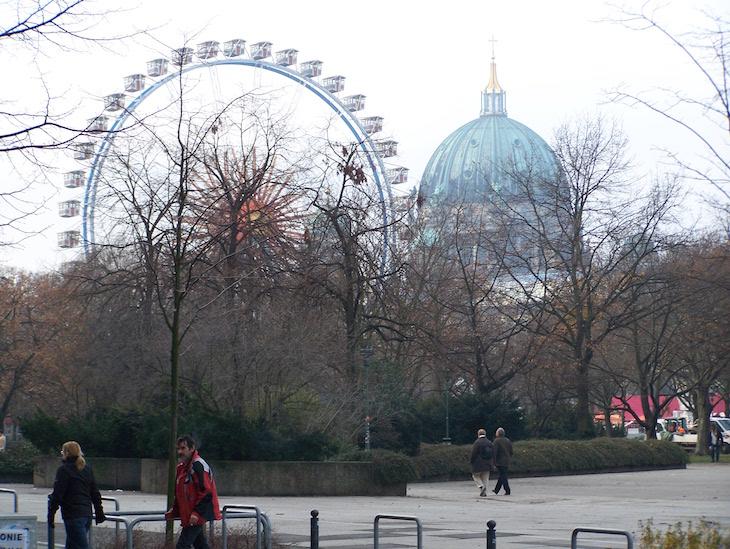 Berlim, Roda Gigante © Viaje Comigo
