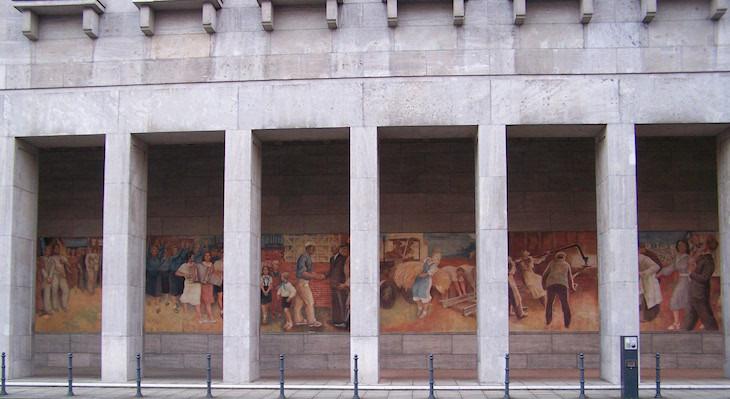 Berlim mural © Viaje Comigo