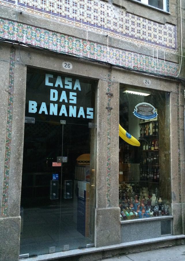 Casa das Bananas, Braga