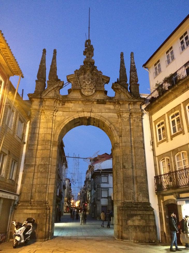 Arco da Porta Nova, Braga