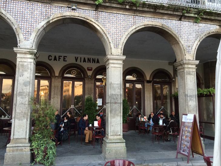 Café Vianna, Braga