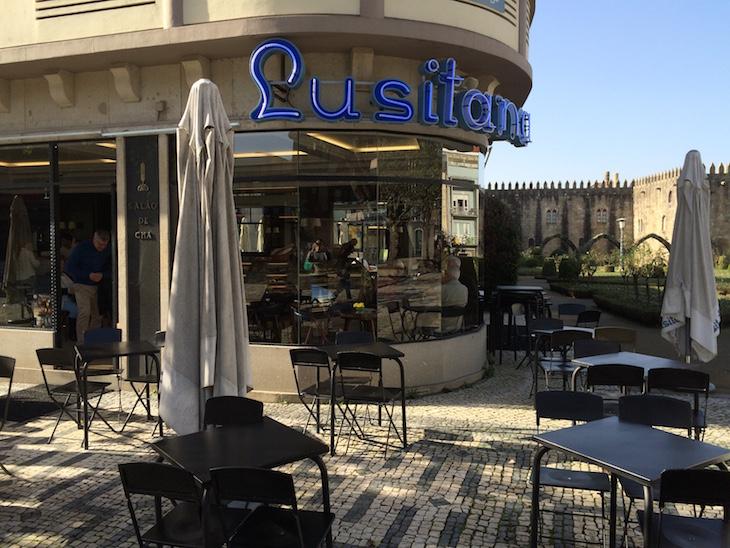 Café Lusitana, Braga