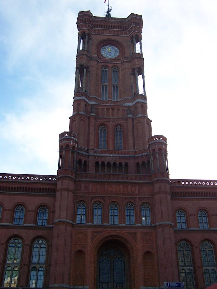 Câmara Municipal de Berlim © Viaje Comigo