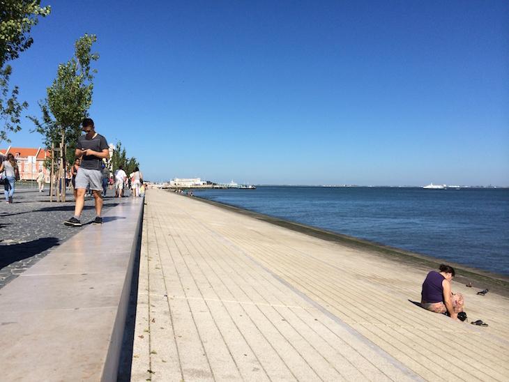 Cais das Naus - Lisboa
