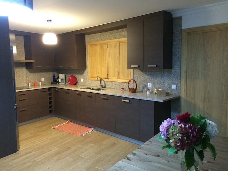 Cozinha da Casa do Alpendre