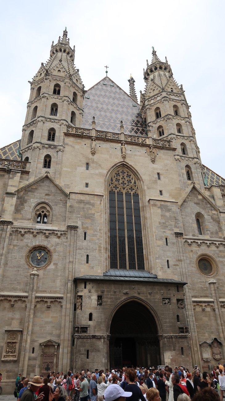 Catedral de Viena, Áustria © Viaje Comigo