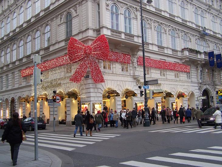 Decoração de Natal de Viena