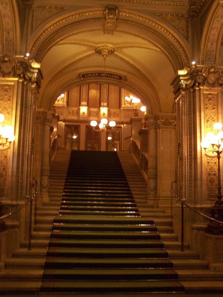 Staatsoper - Ópera Nacional Vienense