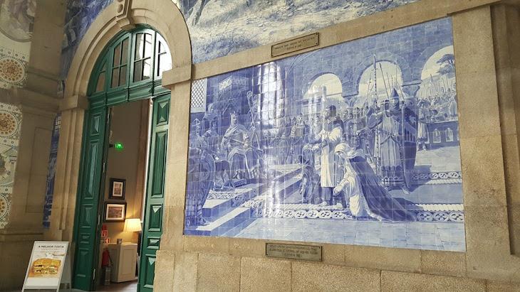 Estação de São Bento, Porto © Viaje Comigo