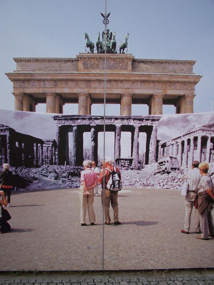 Foto da Porta de Brandeburgo © Viaje Comigo