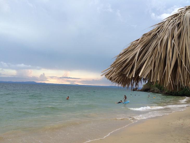 Praia do Hotel Bahia Principe Cayacoa, República Dominicana