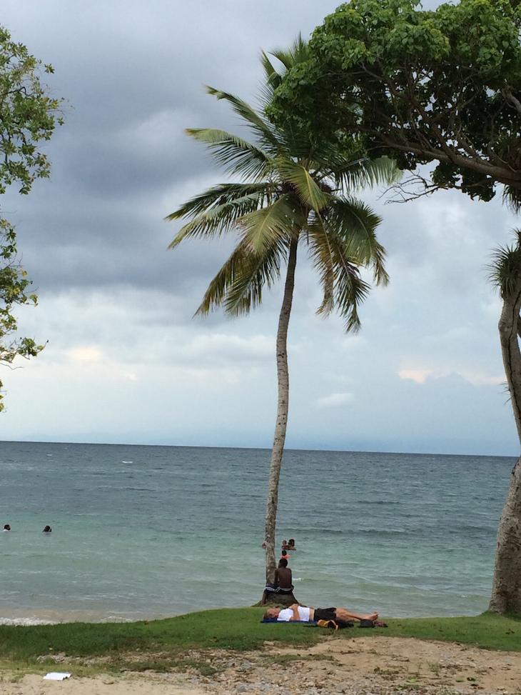 A relaxar no Hotel Bahia Principe Cayacoa, República Dominicana