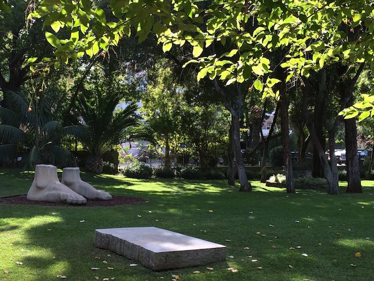 Jardim em Cascais