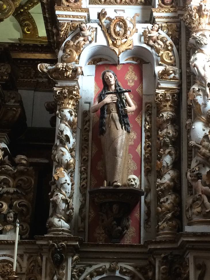 Maria Madalena na Igreja de Santa Maria
