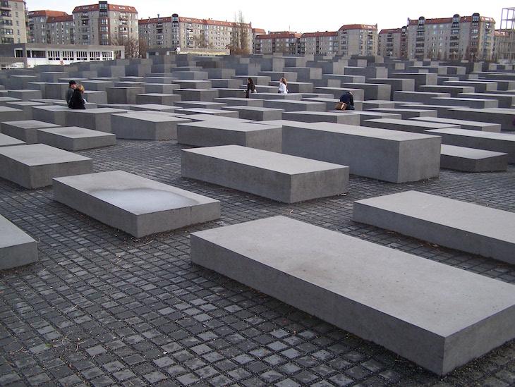Memorial do Holocausto, Berlim © Viaje Comigo