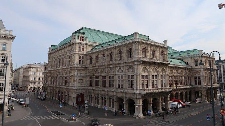 Ópera de Viena, Áustria © Viaje Comigo