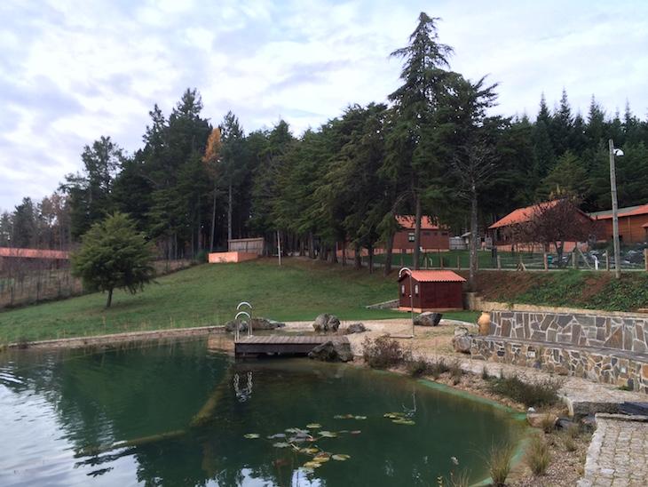 Piscina Biológica do Parque Biológico de Vinhais