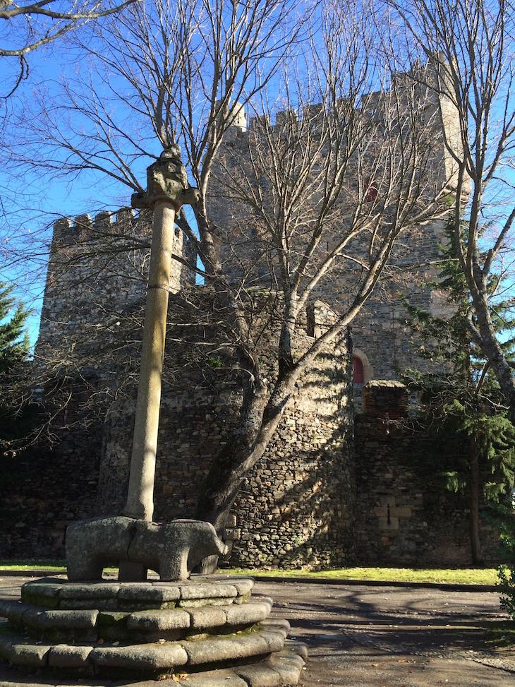 Pelourinho do Castelo de Bragança