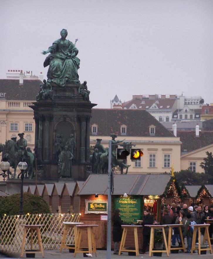 Monumento a Maria Teresa - Viena